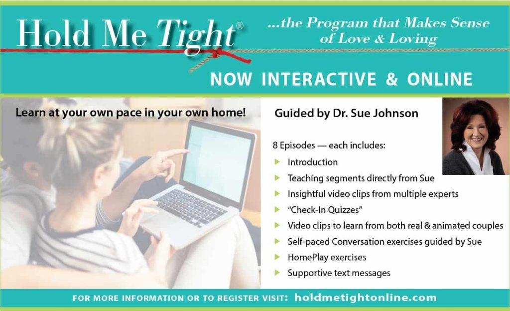 hold me tight online program